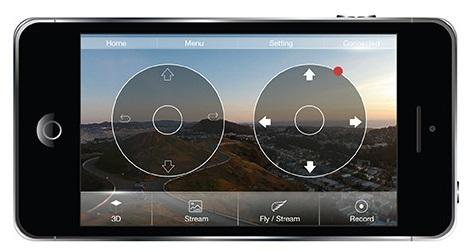 Micro Drone 3.0 App