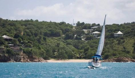 Antigua Yacht Charter Sailing