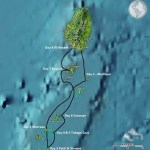 St Vincent and the Grenadines Sailing Itinerary