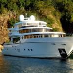 Virgin Islands Motor Yacht Charter GO