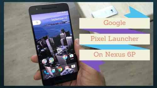 Medium Of Nexus 6p Vs Pixel