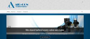 Manufacturing Company Website