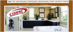 Construction Company Website Design Erie Pa