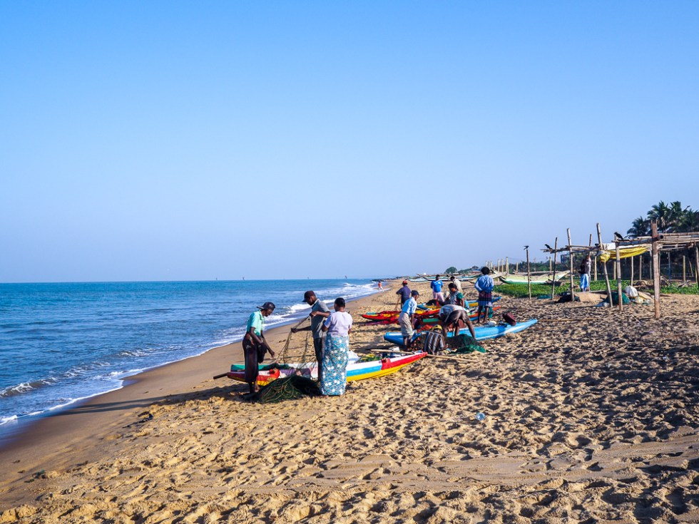 Morning Catch, Negombo, Sri Lanka, 5 tips to stay healthy whilst travelling, www.by-rosie.com