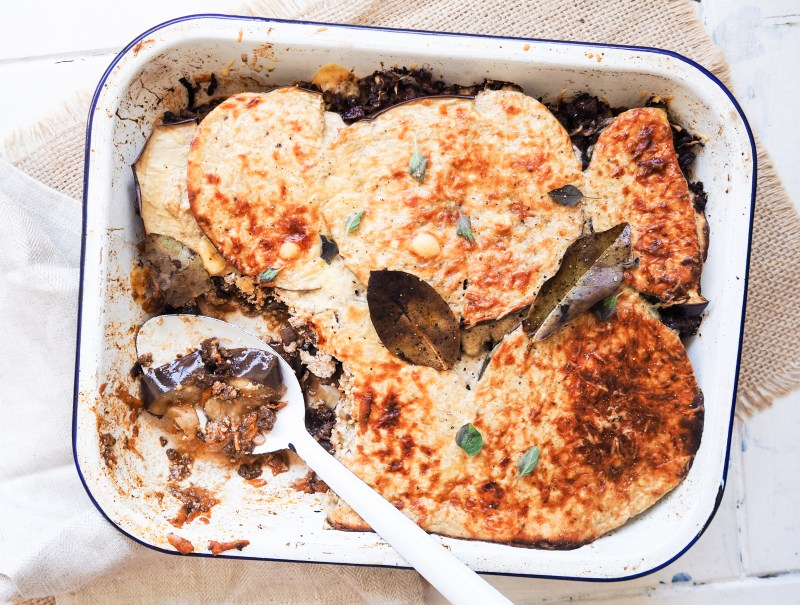 Lamb Moussaka, Simple Recipes By Rosie, www.by-rosie.com