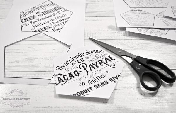 DIY French paper stars -  (44)  copy