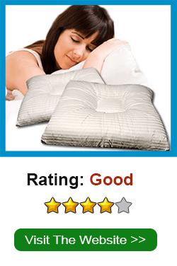 Visit SNoreless Pillow Website