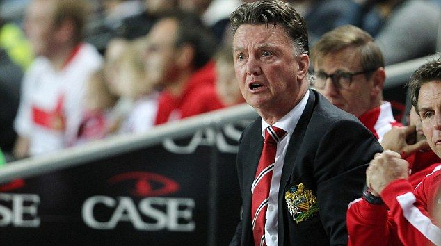 Van Gaal needs to be immediately sacked after this comment about Man Utd