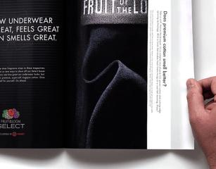 Unpretentious Underwear Ads