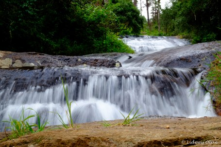 Waterfall at Zomba plateau