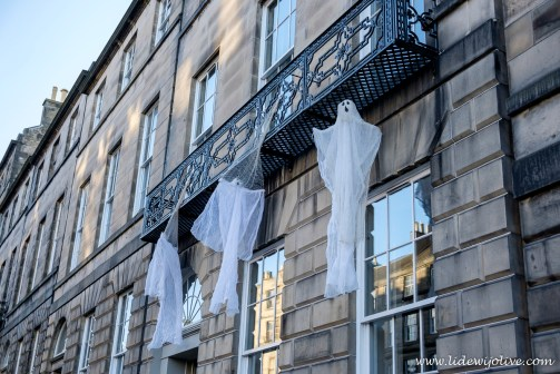 Halloween in Edinburgh