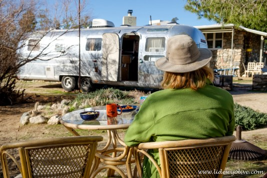 The old airstream