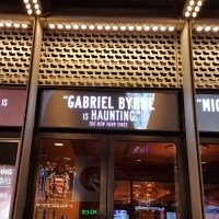 Brief Encounter: 10 Seconds with Gabriel Byrne!