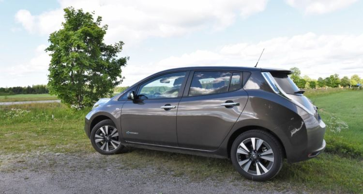 Nissan Leaf Tekna 2016 (1)