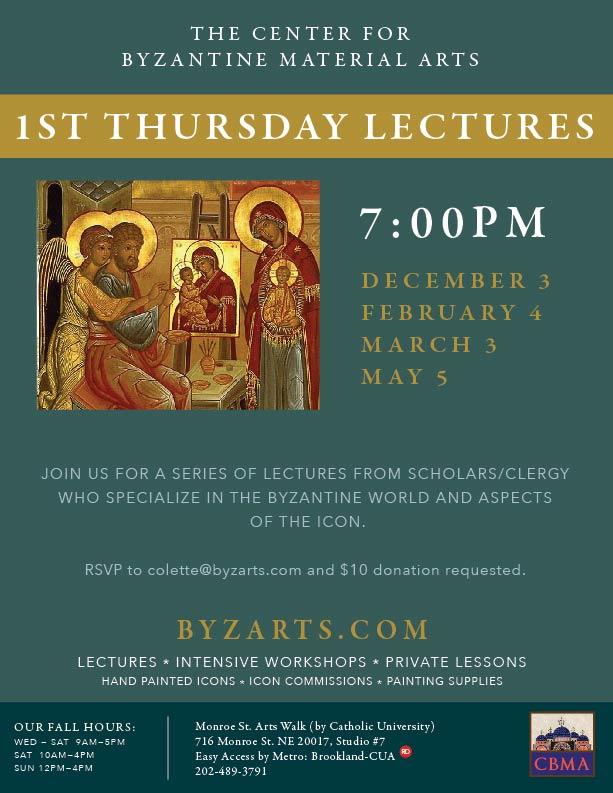 Iconography Lecture: Washington, DC @ The Monroe St. Arts Walk by Catholic University on  | Washington | District of Columbia | United States