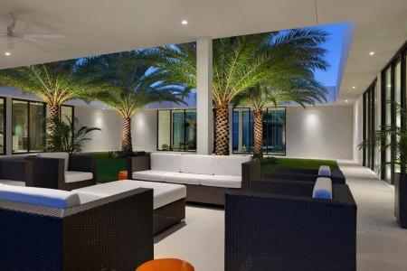 contermpoary residence in boca raton by marc michaels interior design 13