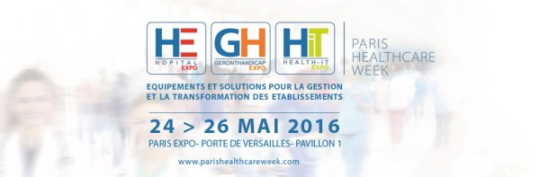 Paris Healthcare Week Cabinet DSI