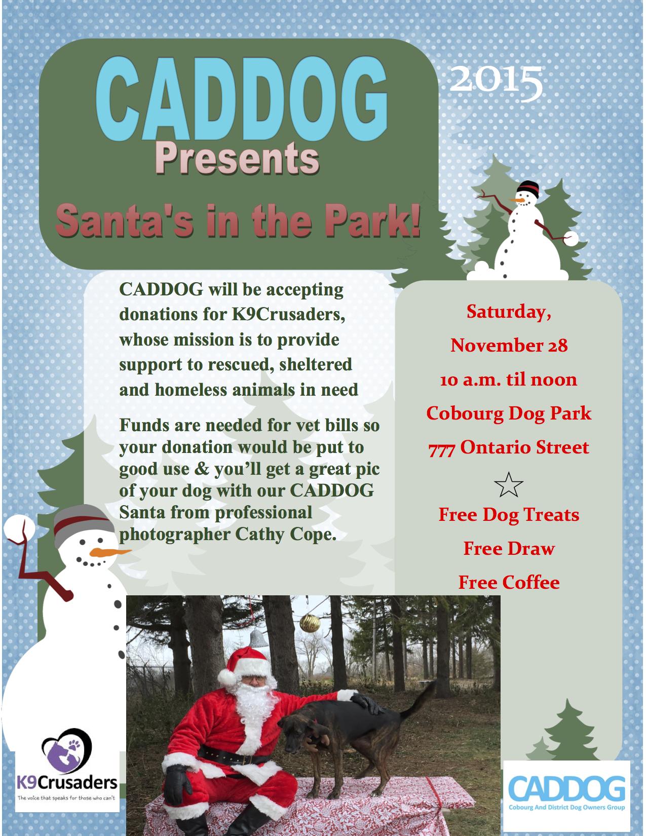 Santa Park Poster