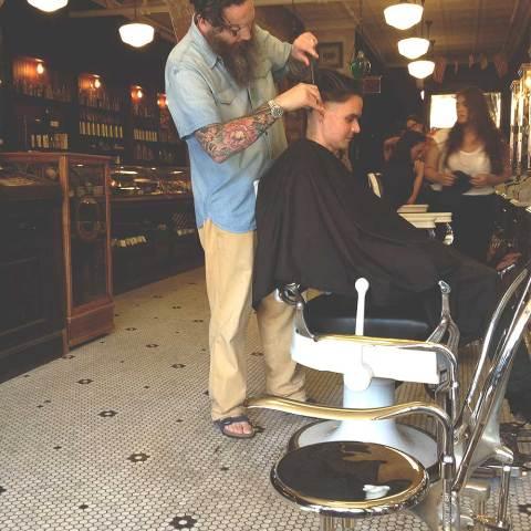 Coolest Barber – New York