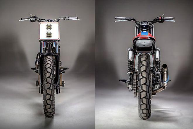Honda FT500 Ascot Sokak Tracker - MotoRelic 3