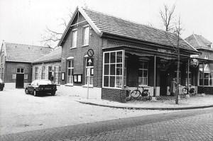 Café 't Menneke, ongeveer 1986