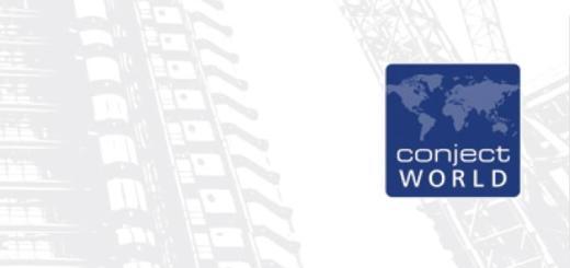 Die Roadshow conject World 2014 bietet an vier Tagen im September Einblicke in die jüngsten conject Produkte.