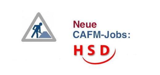 Projektmanager können sich jetzt bei CAFM-Hersteller HSD Händschke Software & Datentechnik in Bremen bewerben