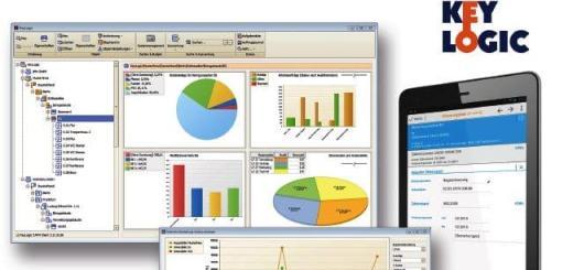 BFM hat seine CAFM.Software KeyLogic zur FM Messe 2015 mit neuen Funktionen und einer neuen Oberfläche ausgestattet