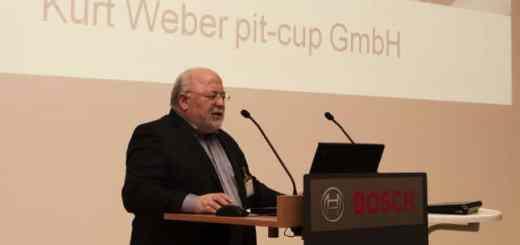 Rund 100 Teilnehmer kamen zum Bosch Anwendertag mit dem Thema CAFM und pit-cup