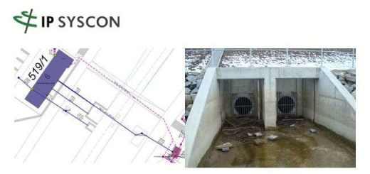 IP Syscon hat den Hochwasserschutz der Stadt Bogen mit IP Kanal sicherer gemacht
