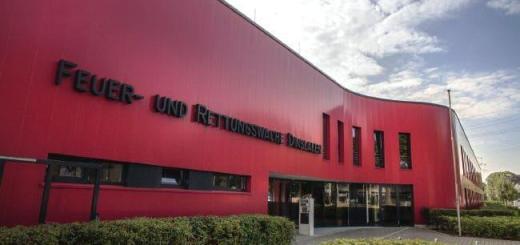 Auch die Feuerwache der Stadt Dinslaken wird jetzt in IMSWARE verwaltet. (Foto Stadt Dinslaken)