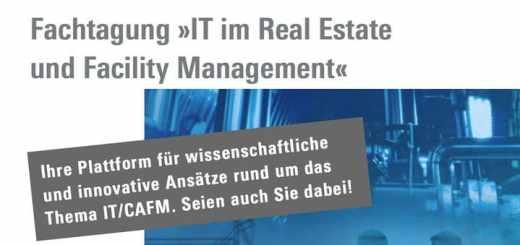 Heute feiert die Fachtagung IT im Real Estate und Facility Management ihre Premiere auf der INservFM 2016