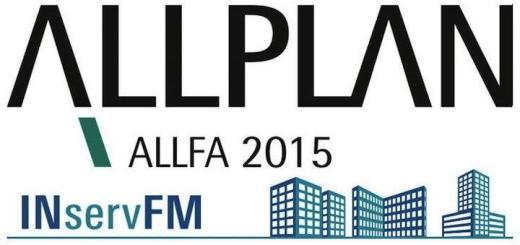 Auf der INservFM 2016 präsentiert Allplan die neue Software-Version Allplan Allfa 2015