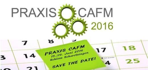 Am 15. und 16. Juni findet in Schloss Schwetzingen die Fachtagung Praxis CAFM 2016 statt