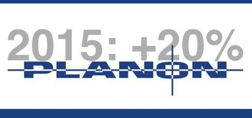 Sattes Plus: Planon hat 2015 seinen Umsatz um 20 Prozent erhöht