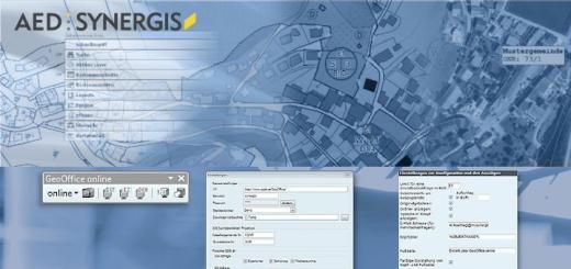 AED Synergis lädt zum GEO-Informationstag für Kommunen am 1. September ein