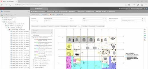 HSD hat die CAFM-Software Nova FM unter anderem um einen Datenfeld-Editor erweitert
