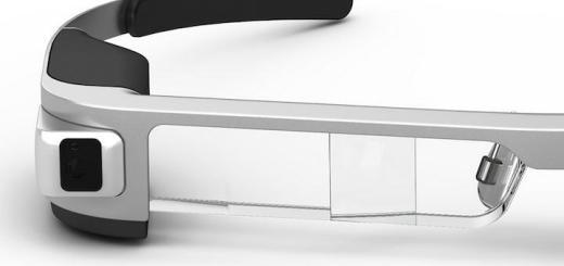 Die Epson Moverio BT-300 ist das jüngste Brillen-Modell der Japaner für Augmented-Reality