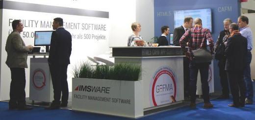Die jüngsten Software-Generationen IMSWARE 2017 und IMSWARE.GO! 2017 stehen für IMS bei der INservFM 2017 im Vordergrund