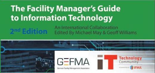 Zweite Auflage: The Facility Manager's Guide to IT von GEFMA und IFMA ist nennenswert erweitert worden