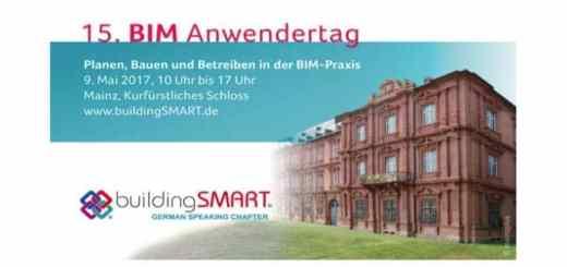 buildingSMART lädt ein zum 15. BIM Anwendertag am 9. Mai in Mainz