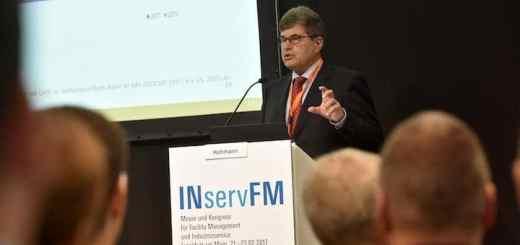 Unter dem Titel Digitalisierung im FM ist die Fachtagung IT im Real-Estate- und Facility Management jetzt in den Kongress der INservFM 2018 integriert