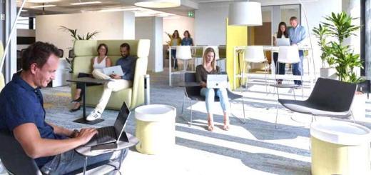 In der neu errichteten Microsoft Zentrale in München findet der GEFMA Tag Bayern 2017 statt