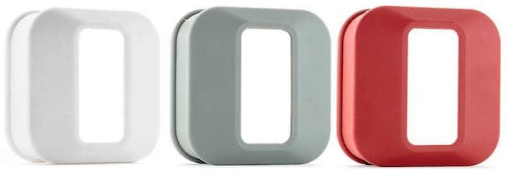 Um die Blink-Kameras besser ihrem Umfeld anzupassen, gibt es auch farbige Cover