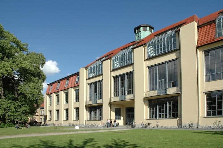 In der Bauhaus-Universität Weimar findet kommende Woche das BIM-Anwendertreffen von buildingsSMART statt – ©Bauhaus-Universität Weimar, Foto: Jonas Tegtmeyer