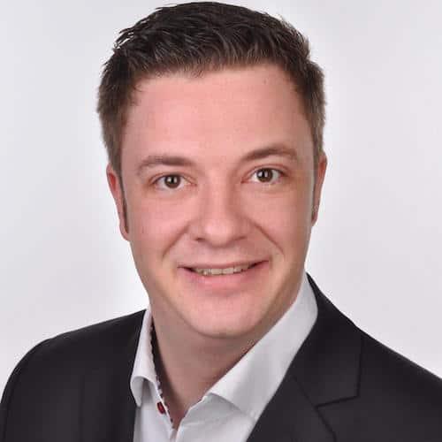 Christian Kaiser (36) ist der Nachfolger von Freimut Stockmar als Geschäftsführer von Archibus Deutschland