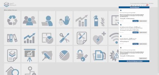 GIS Project hat sein CAFM-System Visa-FM um ein Modul für Workflow-Management erweitert