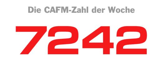 Die CAFM-Zahl der Woche ist diese Mal die 7242 – für die Anzahl der Malware-Produkte, die auf IoT-Gerätschaften zielen und von Kaspersky entdeckt wurden