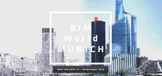 Die BIM World Munich 2018 hat jetzt den Ticketverkauf gestartet