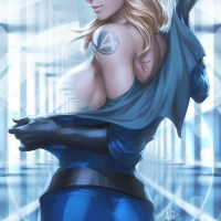 Not so Invisible Woman